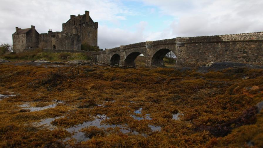 Великолепните шотландски замъци