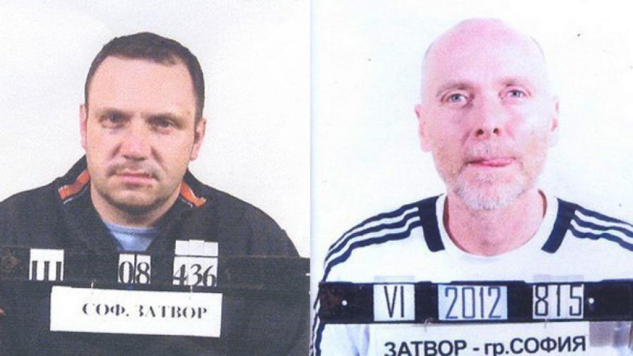 Мним полицай изкарал с кола двамата престъпници от Софийския затвор