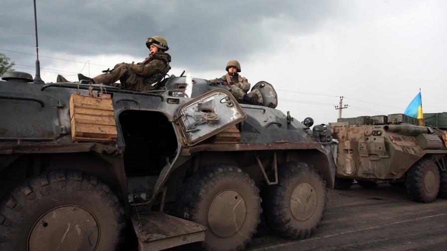 Нови сблъсъци и жертви в Украйна