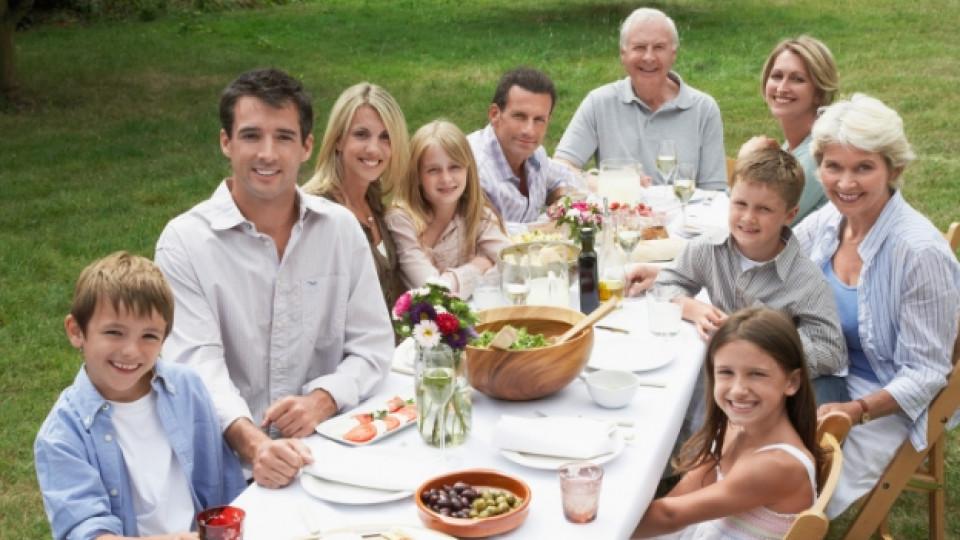 По балкански обременено ли е българското семейство?