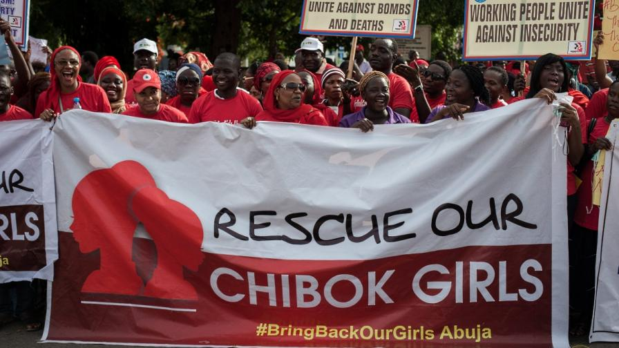 Нигерийската армия е била предупредена за отвличането на ученички