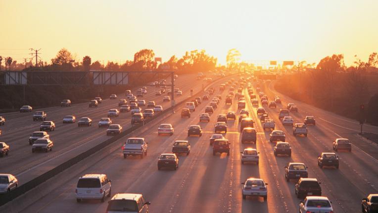 трафик улица коли