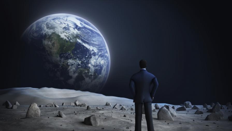 Русия щяла да започне колонизация на Луната