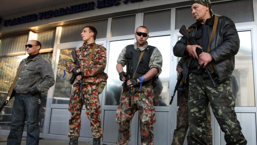 Сепаратистите свалиха украински самолет край Луганск, 49 са загиналите