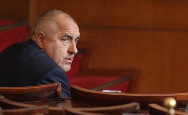 ГЕРБ внася четвърти вот на недоверие