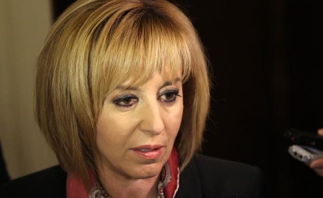 Манолова: Мен не ме е страх от избори