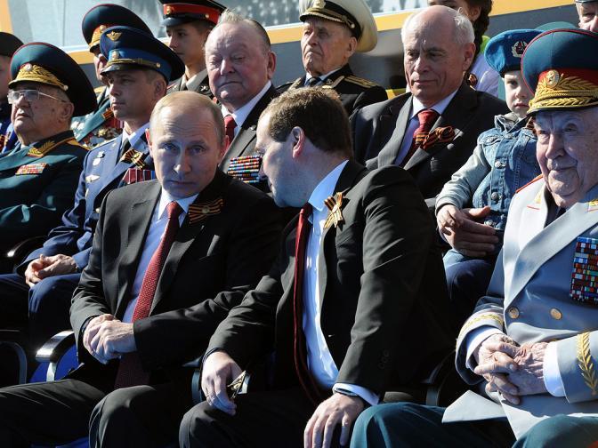 парад русия ден победа