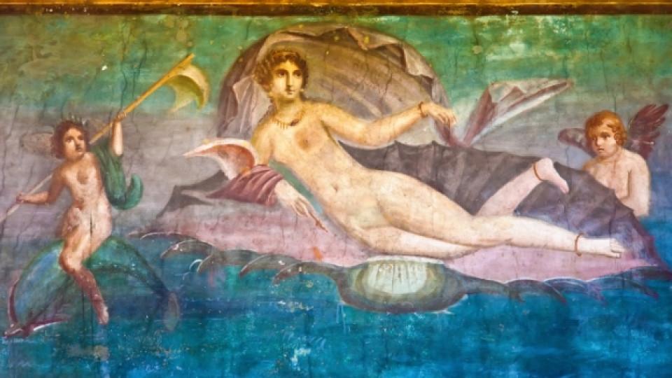 Венера, любов и анахата чакра
