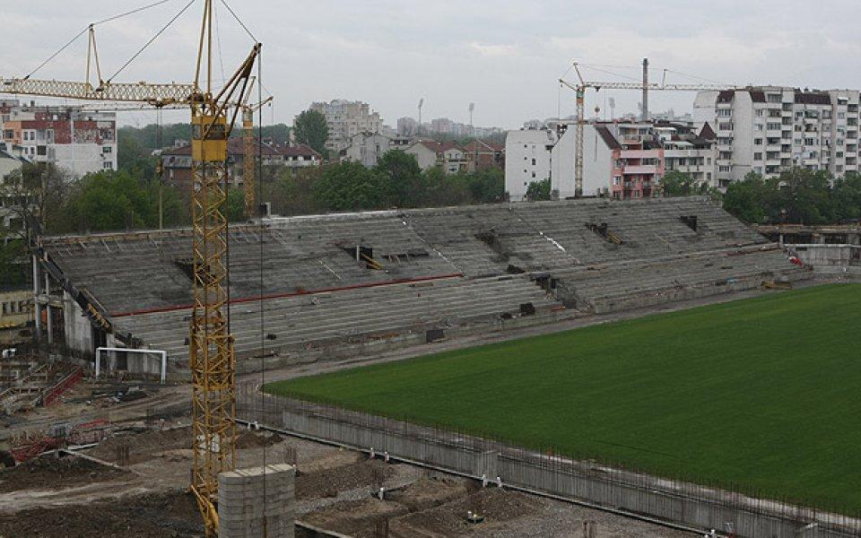 Мечтата на феновете на Ботев да видят построен отново стадион