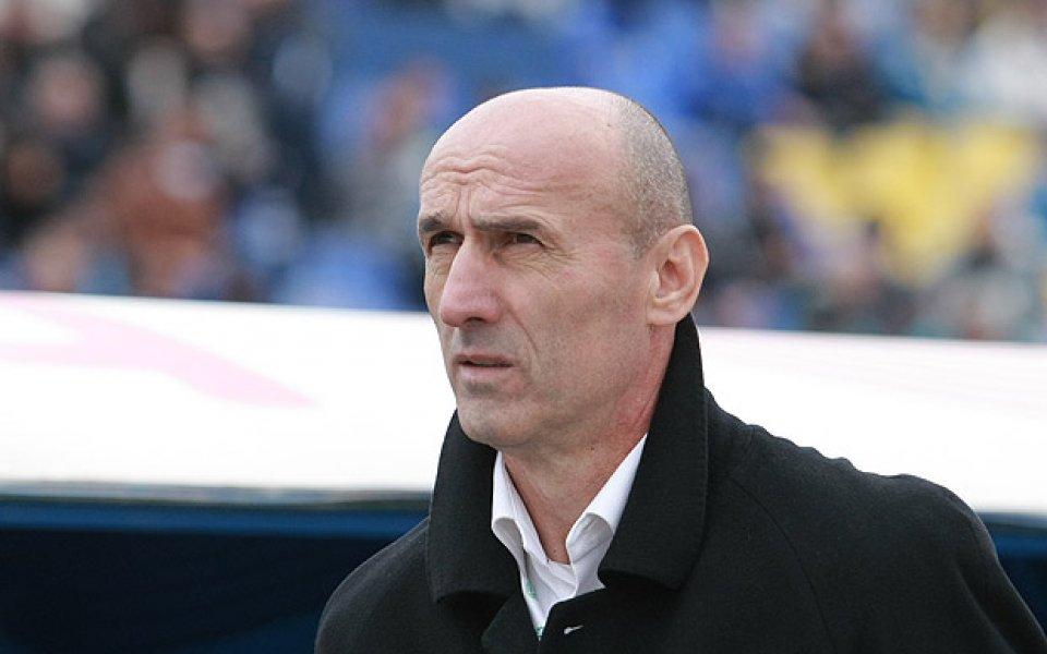 Миодраг Йешич е фаворит на феновете за треньорския пост в
