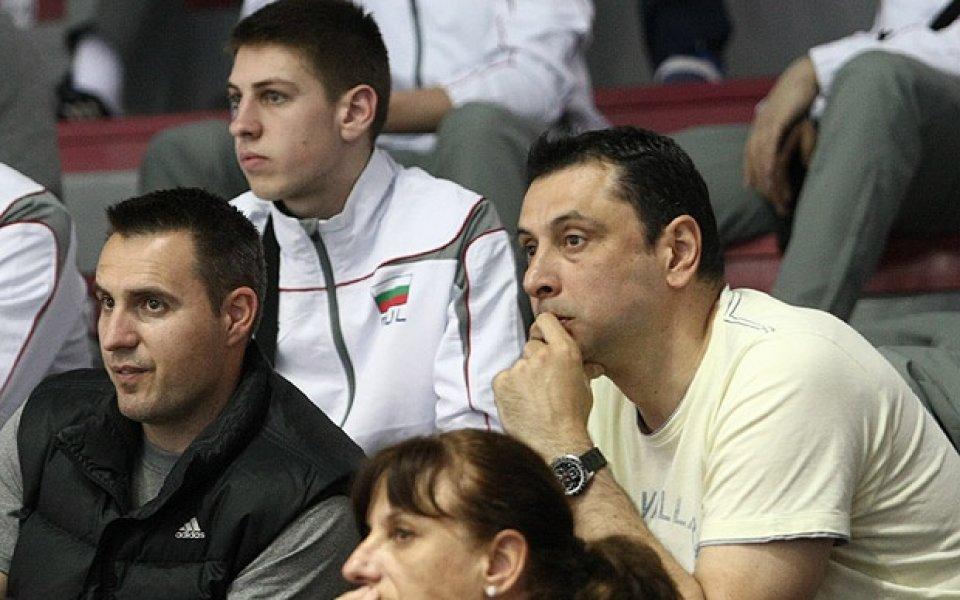 Желязков: Квалификацията е трамплин за цяло поколение