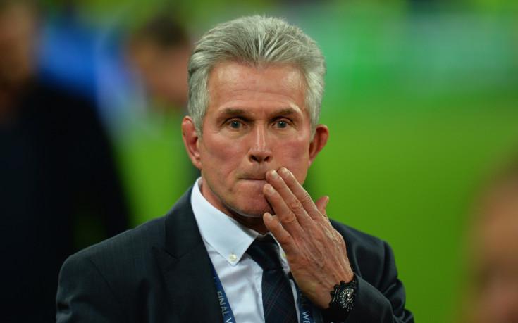 Юп Хайнкес: Футболът вече е извън пътя