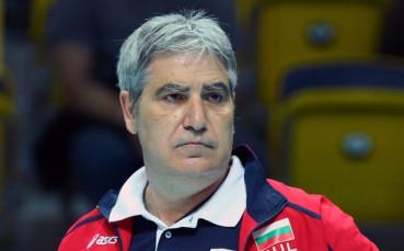 Бивш селекционер на България е новият треньор на ВК Хебър