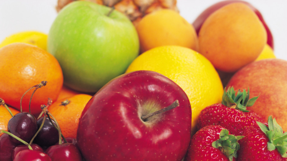 Цветовете на плодовете