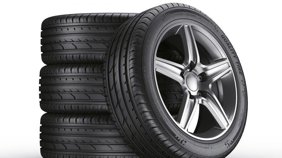 Нова мода в автокражбите – вземат гумите с джантите