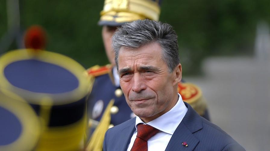 Расмусен: Русия е доста активна, когато стане въпрос за България