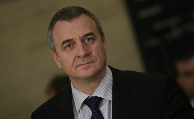 Йовчев: Следяхме къртици, а не протестиращи