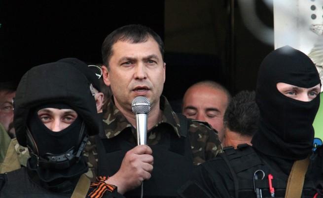 Самообявилата се Донецка народна република: Няма да признаем изборите за президент
