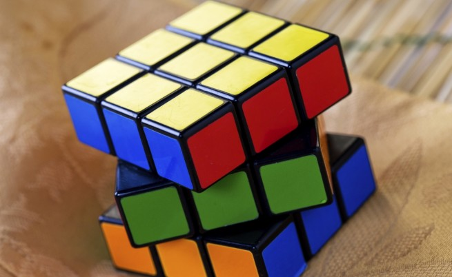 Кубчето на Рубик стана на 40 години