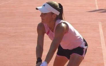 Диа Евтимова напред на турнир във Виена