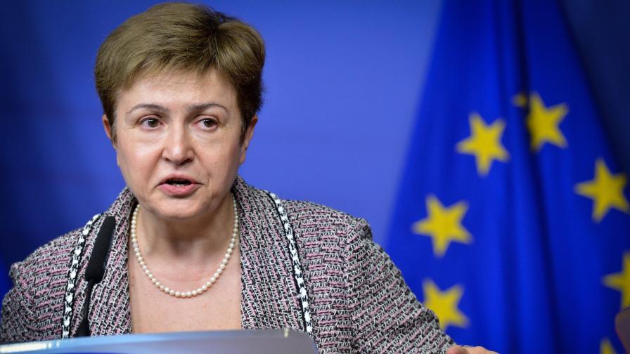 Кристалина Георгиева: Само в София се твърди, че нямам шанс