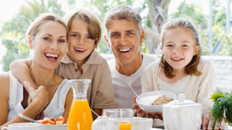 семейство щастие закуска