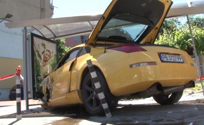 Блъснатото на спирка в Пловдив момиче в относително стабилно състояние