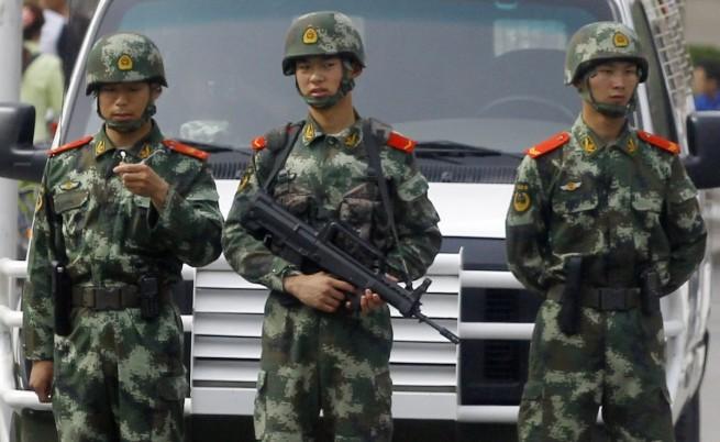 Над 30 загинали при атентат на пазар в Китай