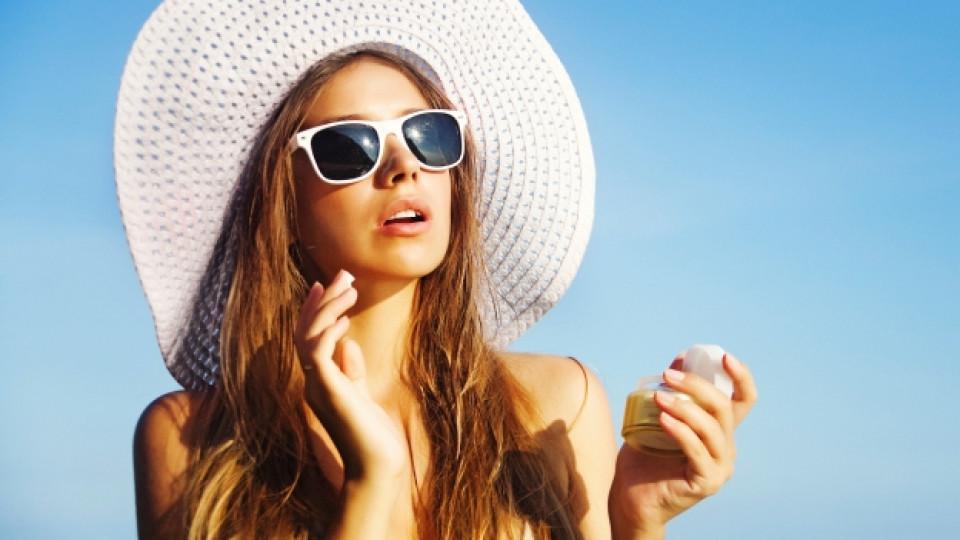Бърза помощ при слънчеви изгаряния