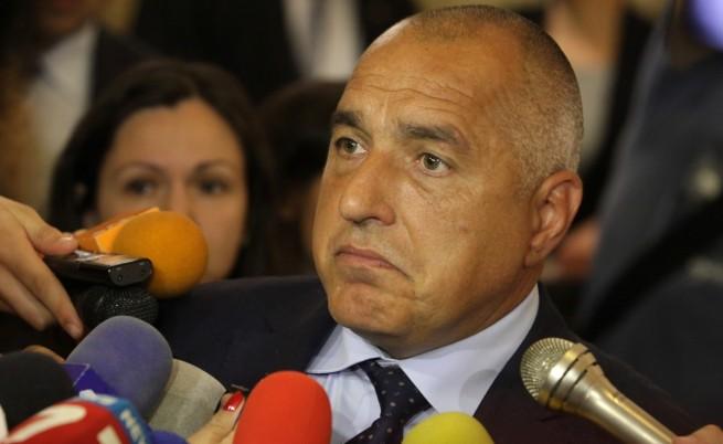 Борисов обяви, че в България има свобода на словото