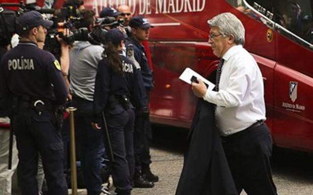 Атлетико: Не искаме наказание за Барселона, отношенията ни са чудесни