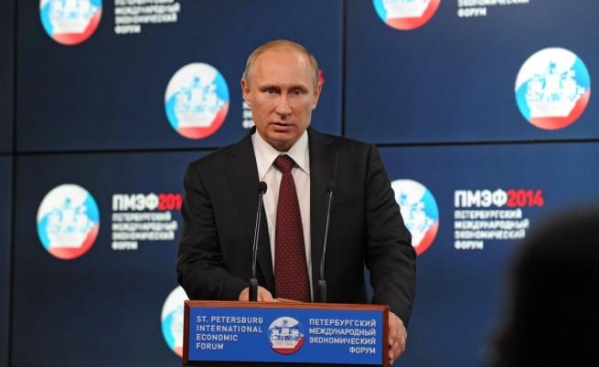 Путин: Няма да има нова Студена война