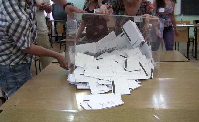 При 100% обработени протоколи на евроизборите: ГЕРБ печели 30,40% от гласовете, БСП – 18,94%