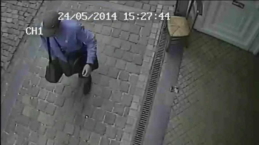 Атентаторът от Брюксел е заснел престъплението си