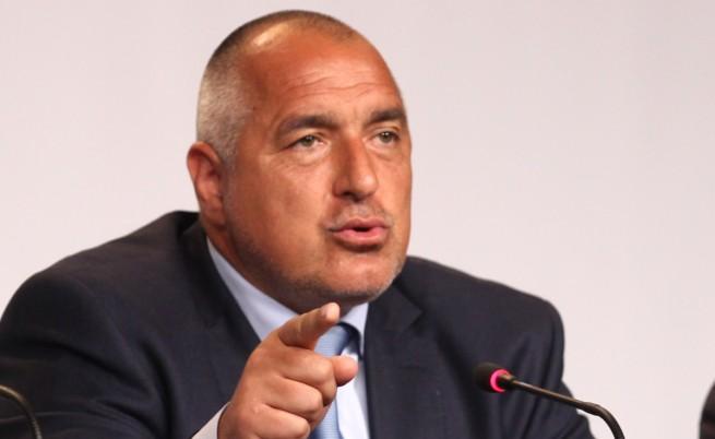 Борисов: Работим за предсрочен вот и мнозинство на ГЕРБ