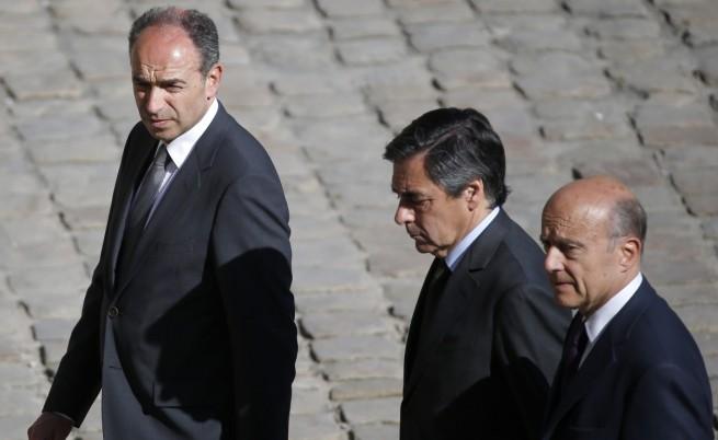Шефът на опозицията във Франция подаде оставка