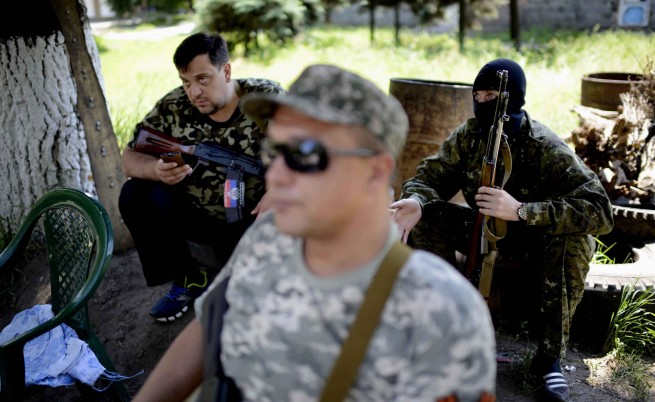 Украйна обвини Русия, че праща терористи през границата