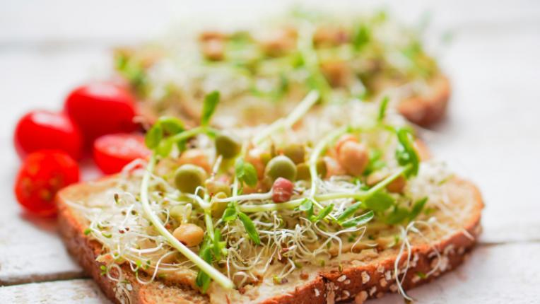 веган зеленчуци диета
