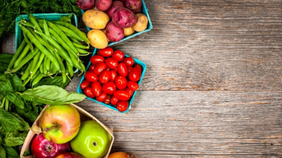 Как цветът на храната влияе върху здравето ни