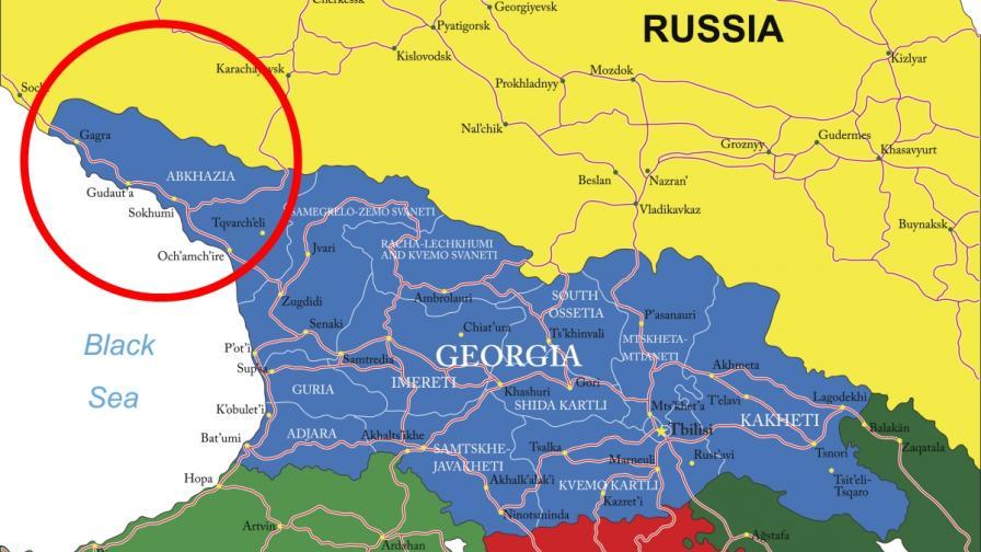 Президентът на Абхазия: Имаше опит за преврат