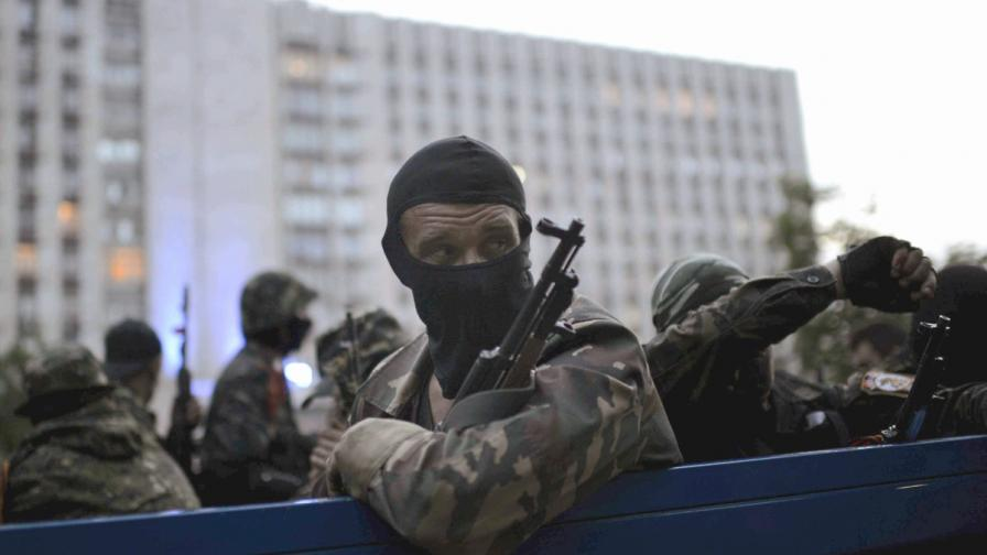 САЩ: Проруските бунтовници в Украйна имат сложно оръжие