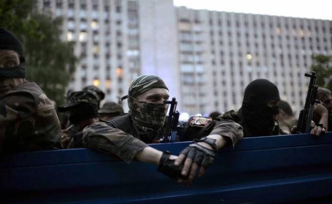 Несигурност и анархия в Донецк