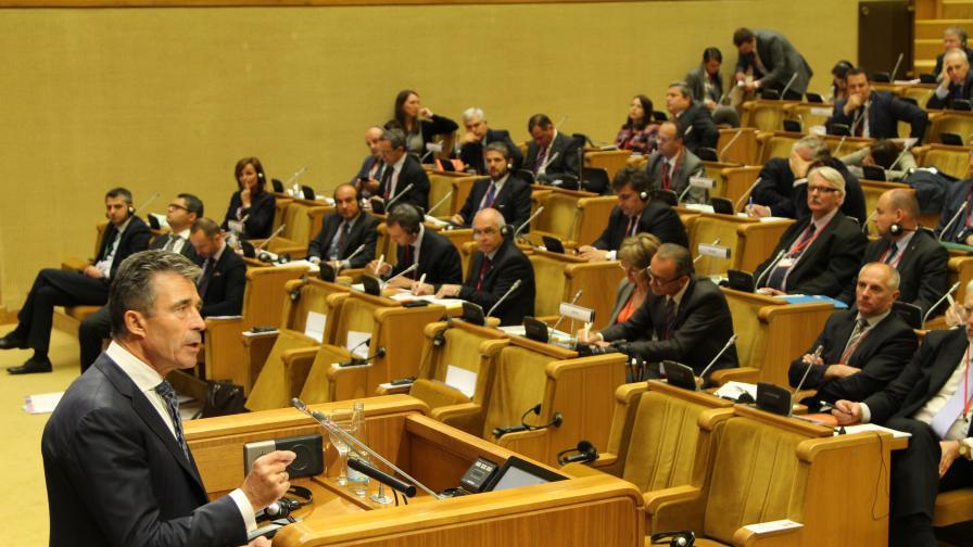 Парламентарната асамблея на НАТО отне асоциираното членство на Русия