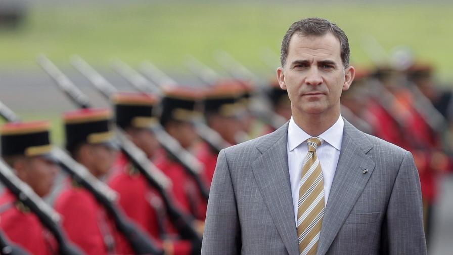 Испания ще има модерен крал в лицето на принц Фелипе