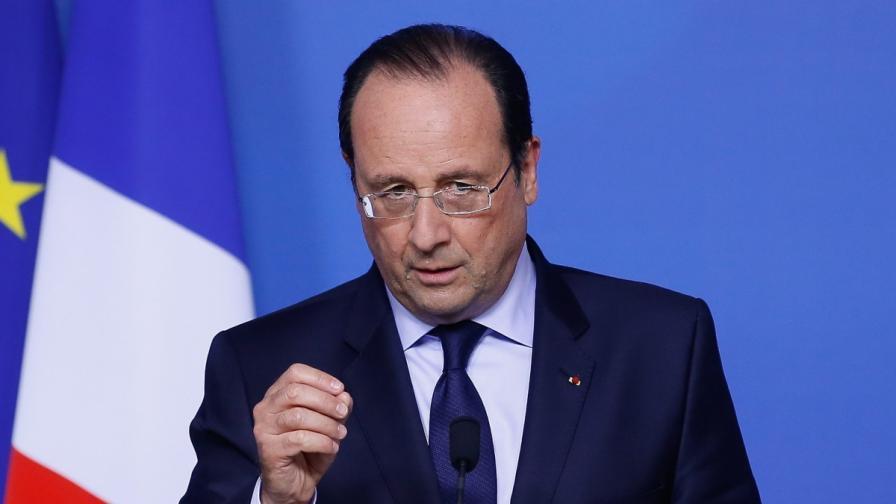 Франция обмисля да слива региони