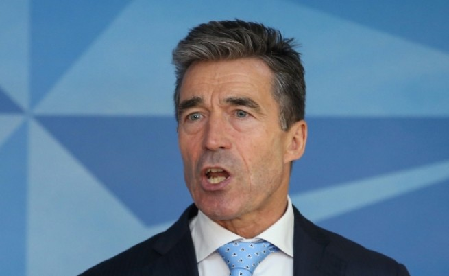 Расмусен: НАТО е готова да увеличи помощта си за Украйна