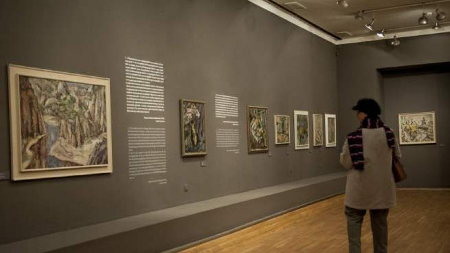 Софийската градска художествена  галерия представя най-новите си постъпления