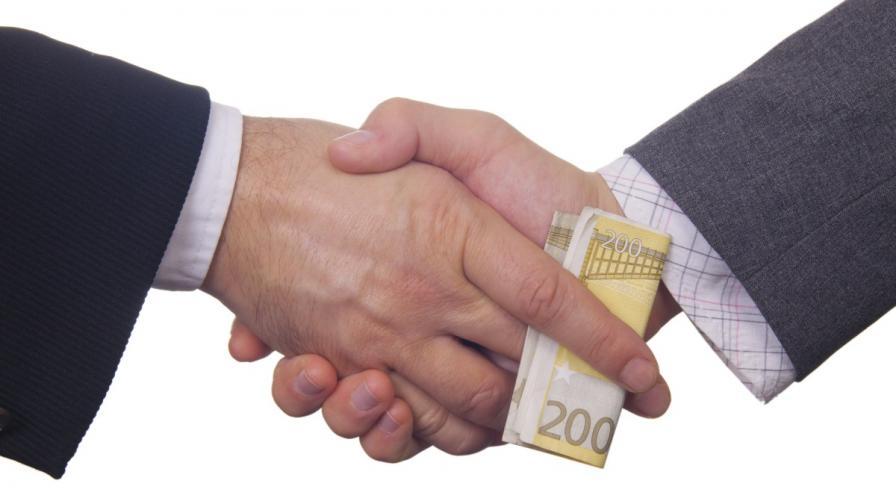 Двойно повече корупция в администрацията