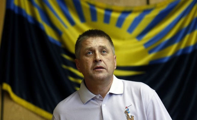 Славянск: Самопровъзгласилият се кмет бе арестуван от собствените си хора