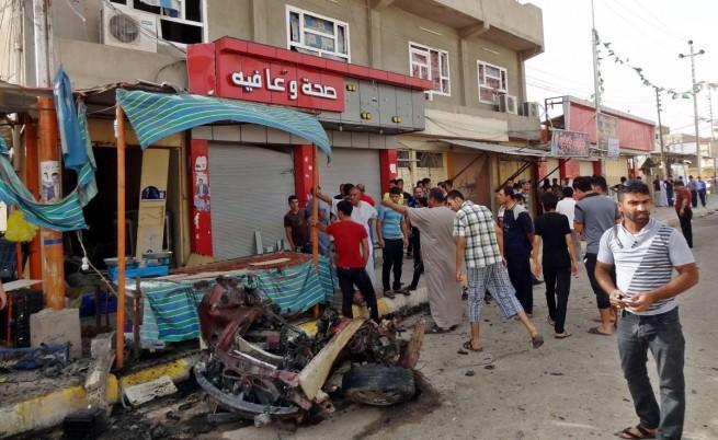 Кюрдите в Киркук се организират за отбрана